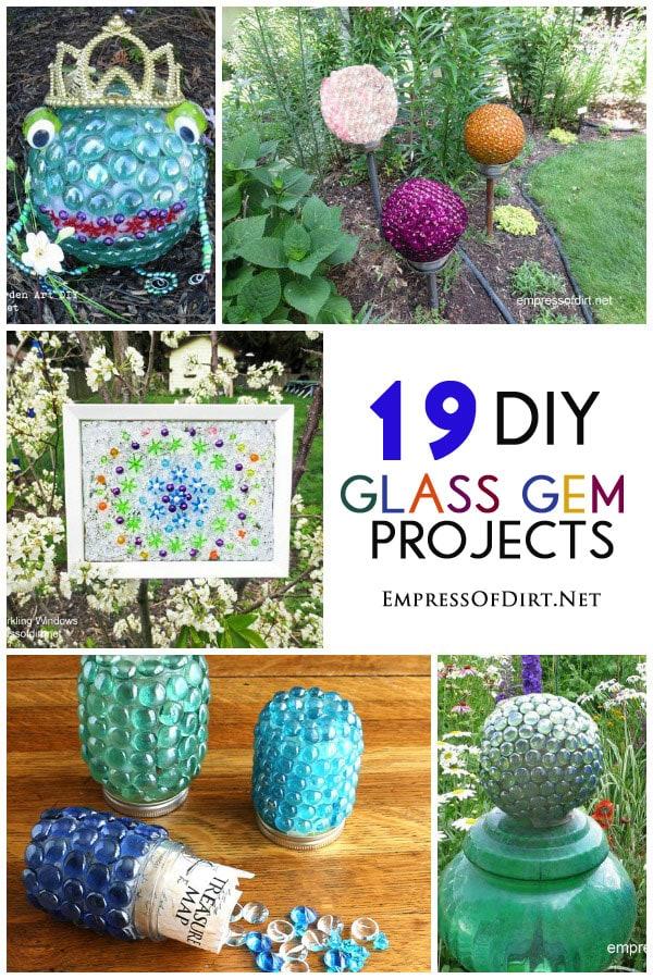 Garden Crafts Ideas