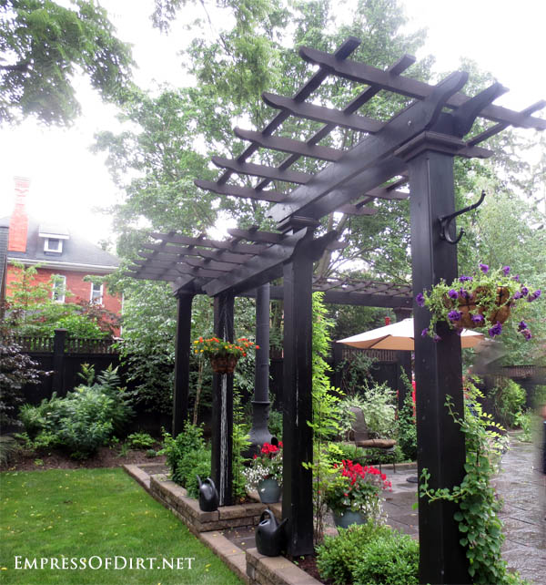 20+ Arbor, Trellis, & Obelisks Ideas  Empress Of Dirt