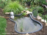 20 Beautiful Backyard Pond Ideas For All Budgets | Empress ...