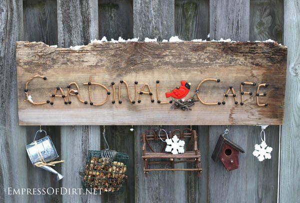 greenhouse kitchen window scissors 20 garden art projects & gift ideas - empress of dirt