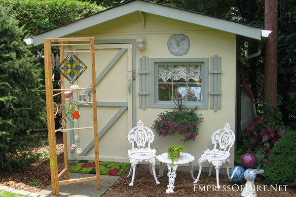 Best Garden Shed Ideas To Wow Your Garden Empress Of Dirt