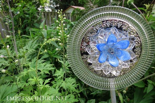 diy ideas for kitchen cabinets cute utensils creative garden art made from stuff | empress of dirt