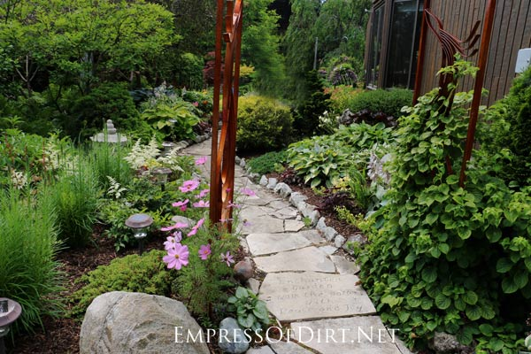 12 Stepping Stone & Garden Path Ideas Empress Of Dirt