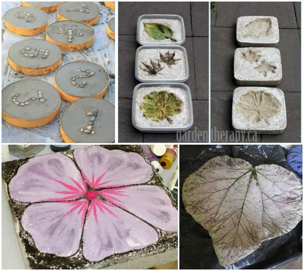 12 Stepping Stone & Garden Path Ideas Empress Of Dirt