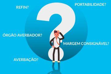 Imagem de uma interrogação simbolizando o banquês no empréstimo consignado.