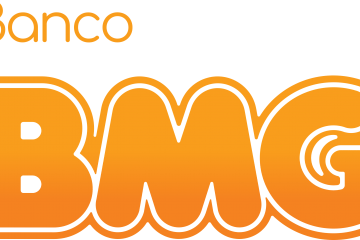 Logo do banco bmg