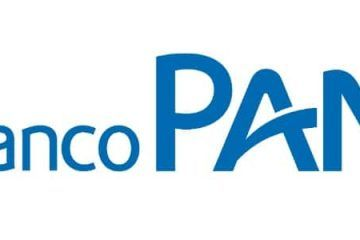 logo do banco pan
