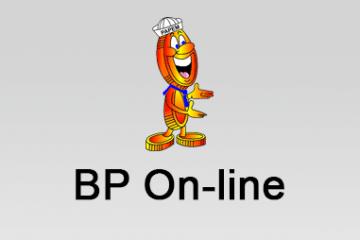 mascote do bp online