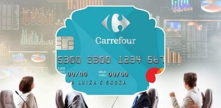 cartão de crédito carrefour