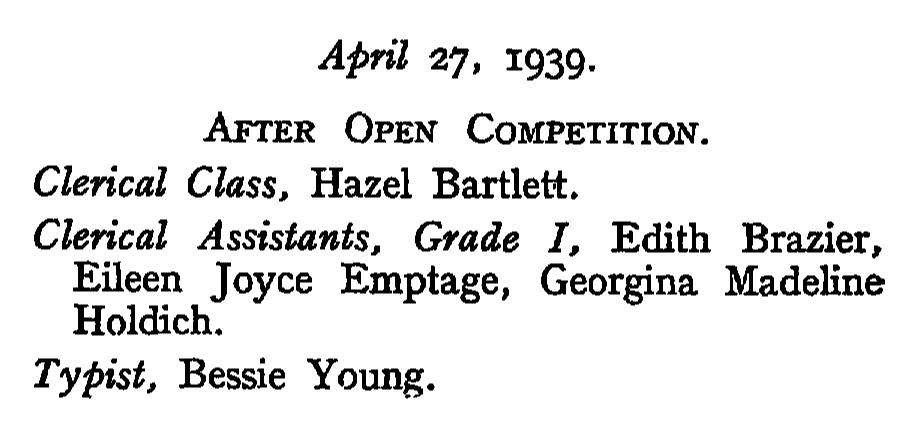 Eileen Joyce Emptage
