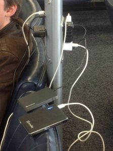 travel, airport charging station, plugins, charging, chargers,