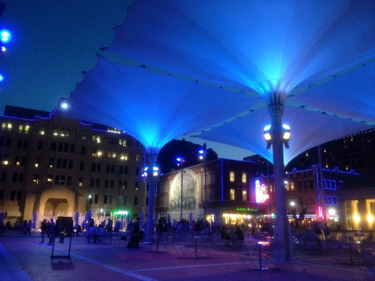 Sundance Square Fort Worth live music jazz nightclub romantic