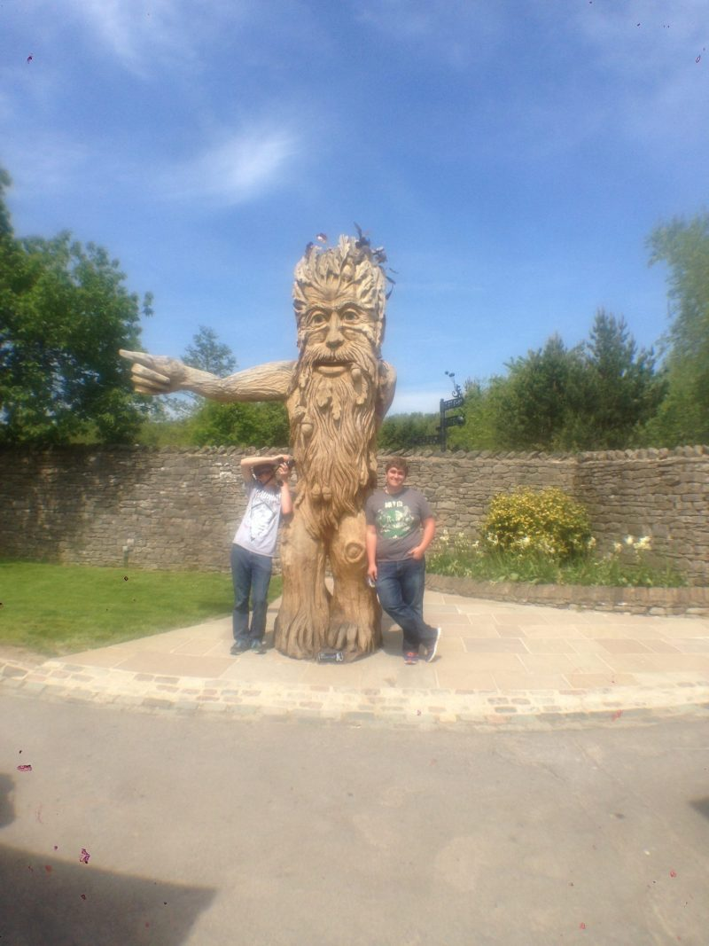 A hidden gem in the Yorkshire Dales 1 Enter if you dare! A Yorkshire Dales Discovery Tucked away in the Yorkshire Dales National Park in Tupgill Coverham, Leyburn is a fabulously fun hidden gem