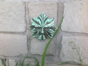 Green Man, treasure, art