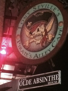 The old absinthe