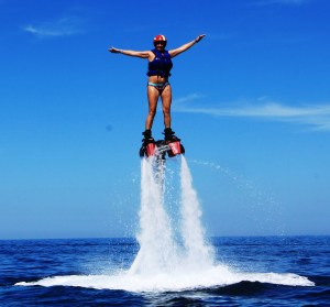 flayboarding, fly board, puerto vallarta, mexico, ocean fun, water activities