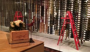 pyramid restaurant, dallas, fairmont, wine, red wine, white wine, wine room