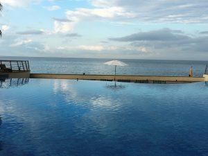 pool, ocean