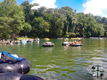 Texas, Guadalupe River, outdoor adventure, tubing