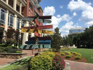 romantic getaways Charlotte North Carolina