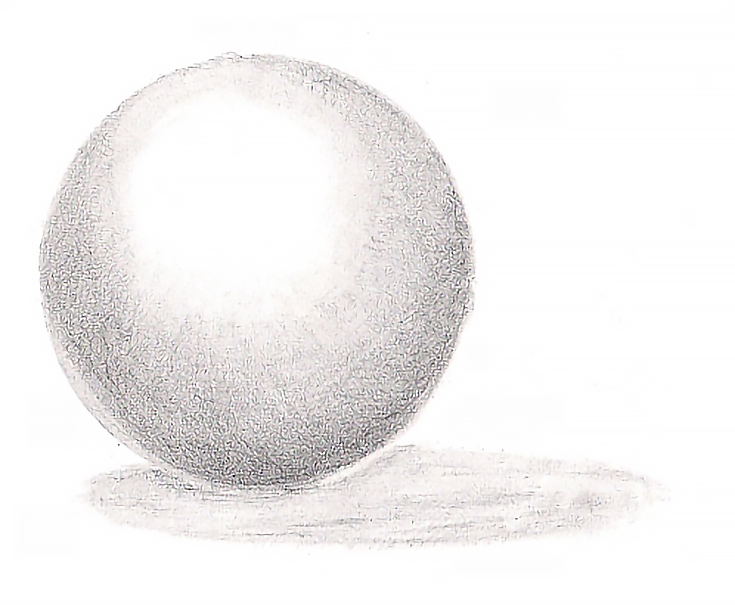 How To Use Graphite Under A Colored Pencil Drawing