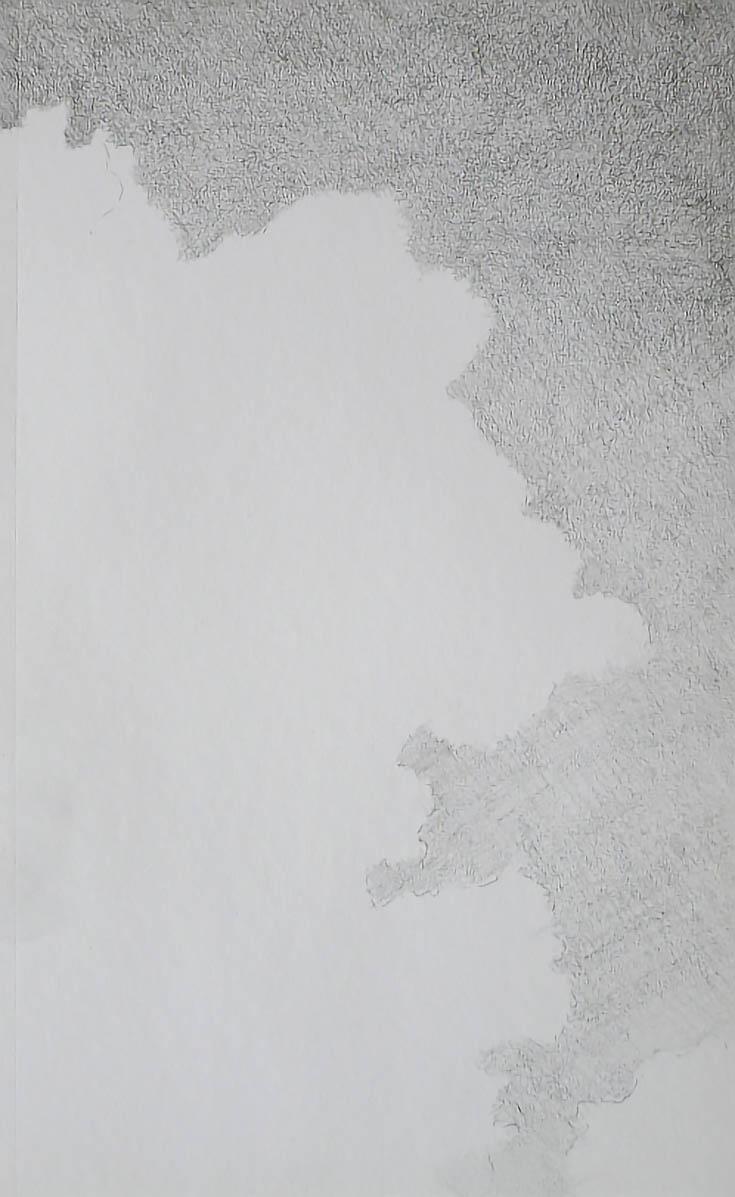 Cloud Pencil Drawing : cloud, pencil, drawing, Perfect,, Luminous, Clouds, Graphite, Pencils, EmptyEasel.com