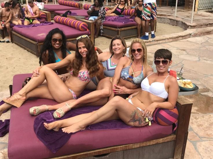 Las Vegas, Rehab, promoter, free stuff, pool, bachelorette