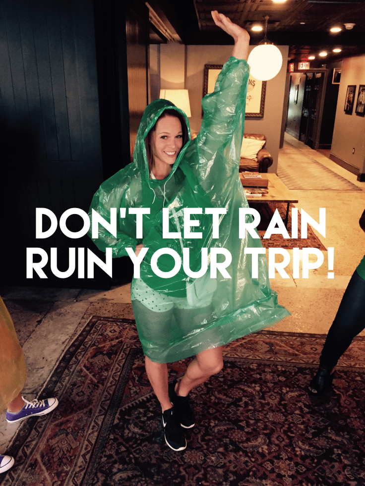rain, vacation, new orleans, ponchos, rainy day ideas, vacation plans, rain on vacation