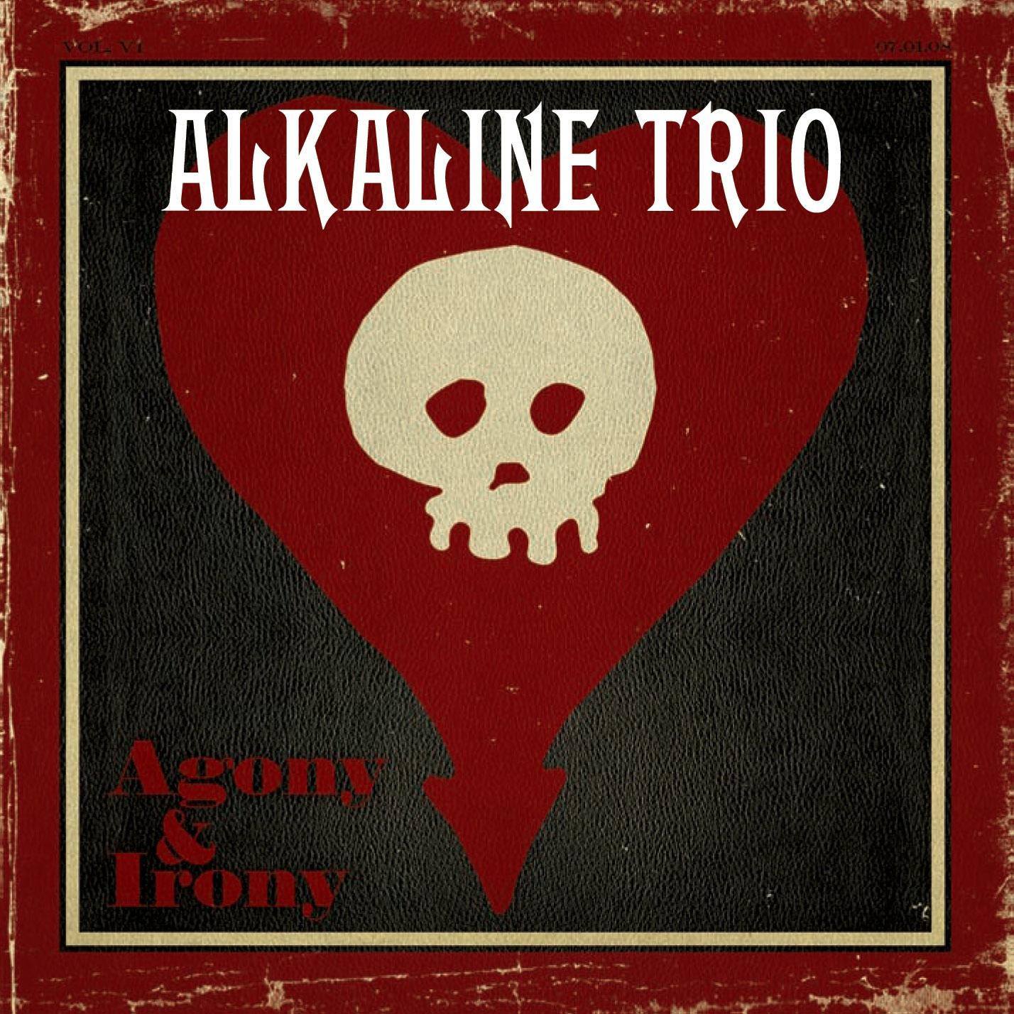 Irony and Agony album