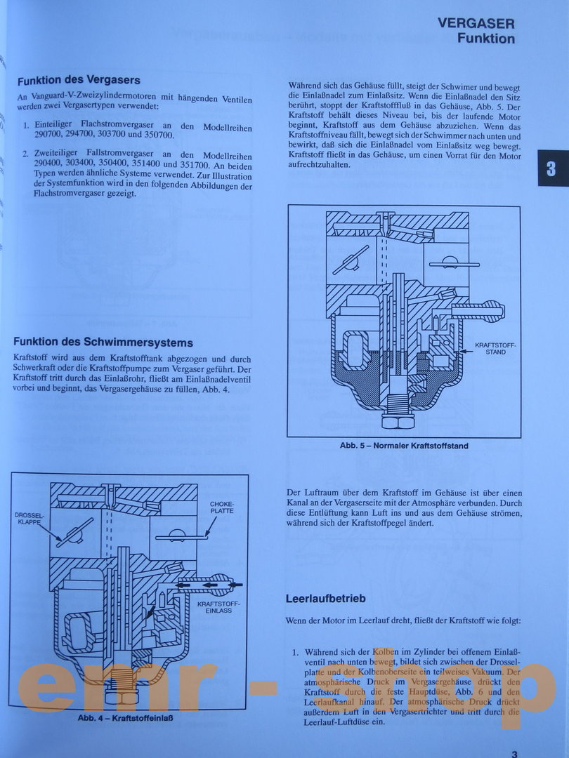 briggs and stratton reparaturhandbuch yamaha warrior 350 wire diagram vanguard v 2 zyl ohv motor rasenmaher