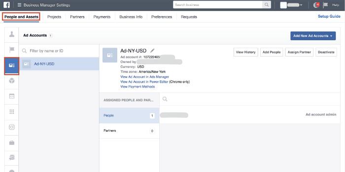 facebook reklam hesabı oluşturma aşamaları