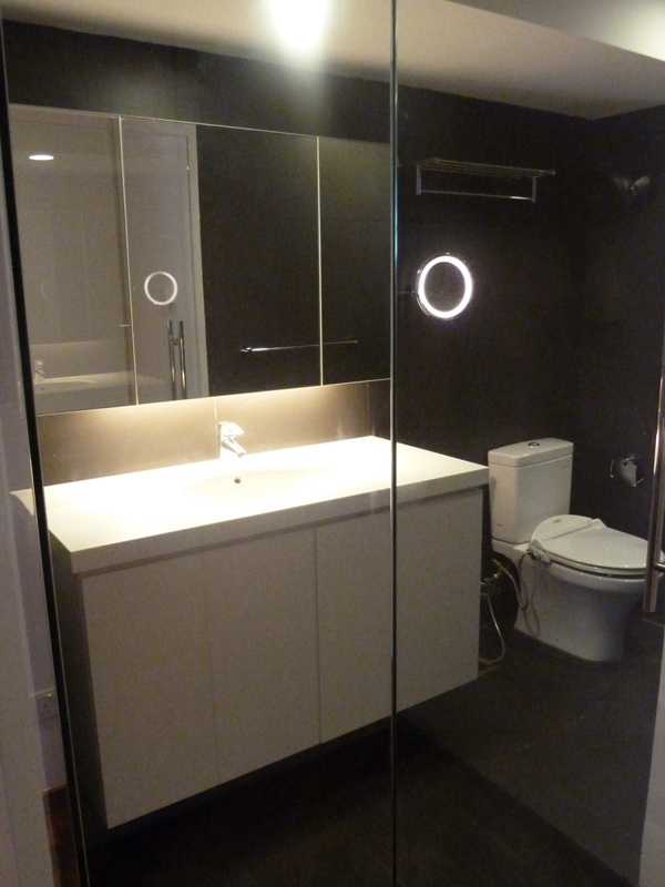 Completed pics  2BR toilet  Our EM Renovation Experience