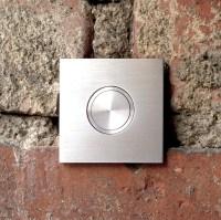 Designer Doorbell Uk & Waterwood\u0027s Stainless Steel ...