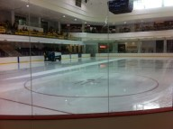 Singapore's largest ice skating rink