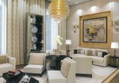Antilia 13 - Modern guest lounges