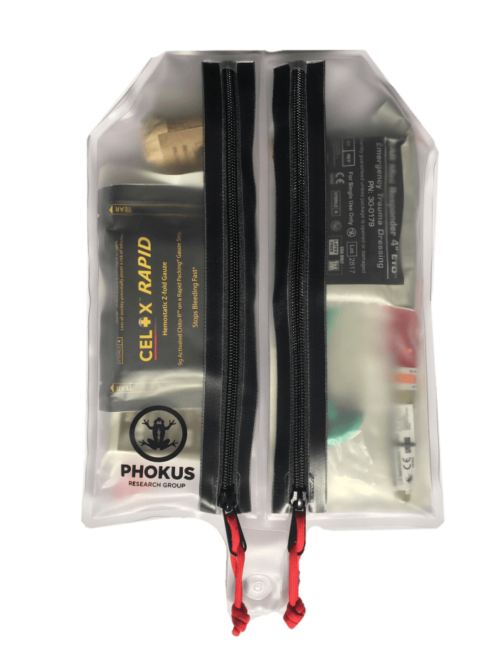 Armor Profile Trauma Kit