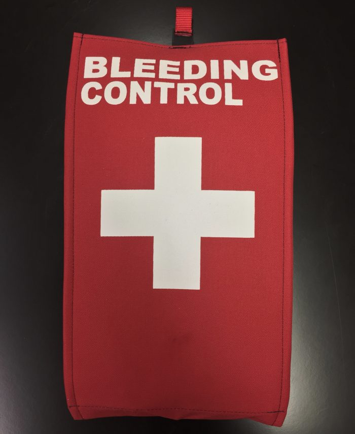 Public Access Bleeding Control Stations