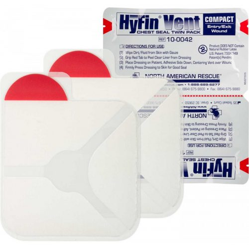 Hyfin Vent Compact Chest Seal