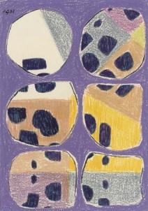 'Philosopher's Stones', (?) by Eileen Agar