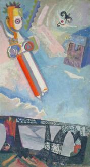 'Three Symbols', 1930, by Eileen Agar