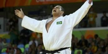 Rafael Silva é bronze no judô; Brasil ganha a terceira medalha na modalidade