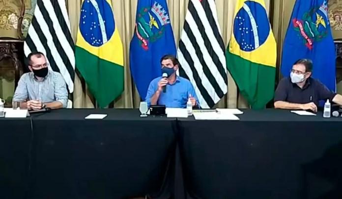 Coletiva de Imprensa do Prefeito de Ribeirão Preto
