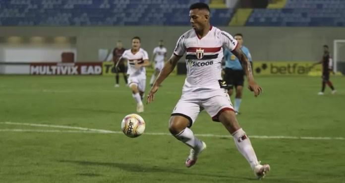 Wellington Tanque - Botafogo de Ribeirão Preto
