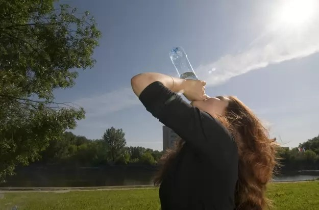 Calor exige hidratação e cuidados especiais