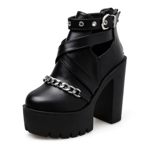 Zippered Chain Bootlet