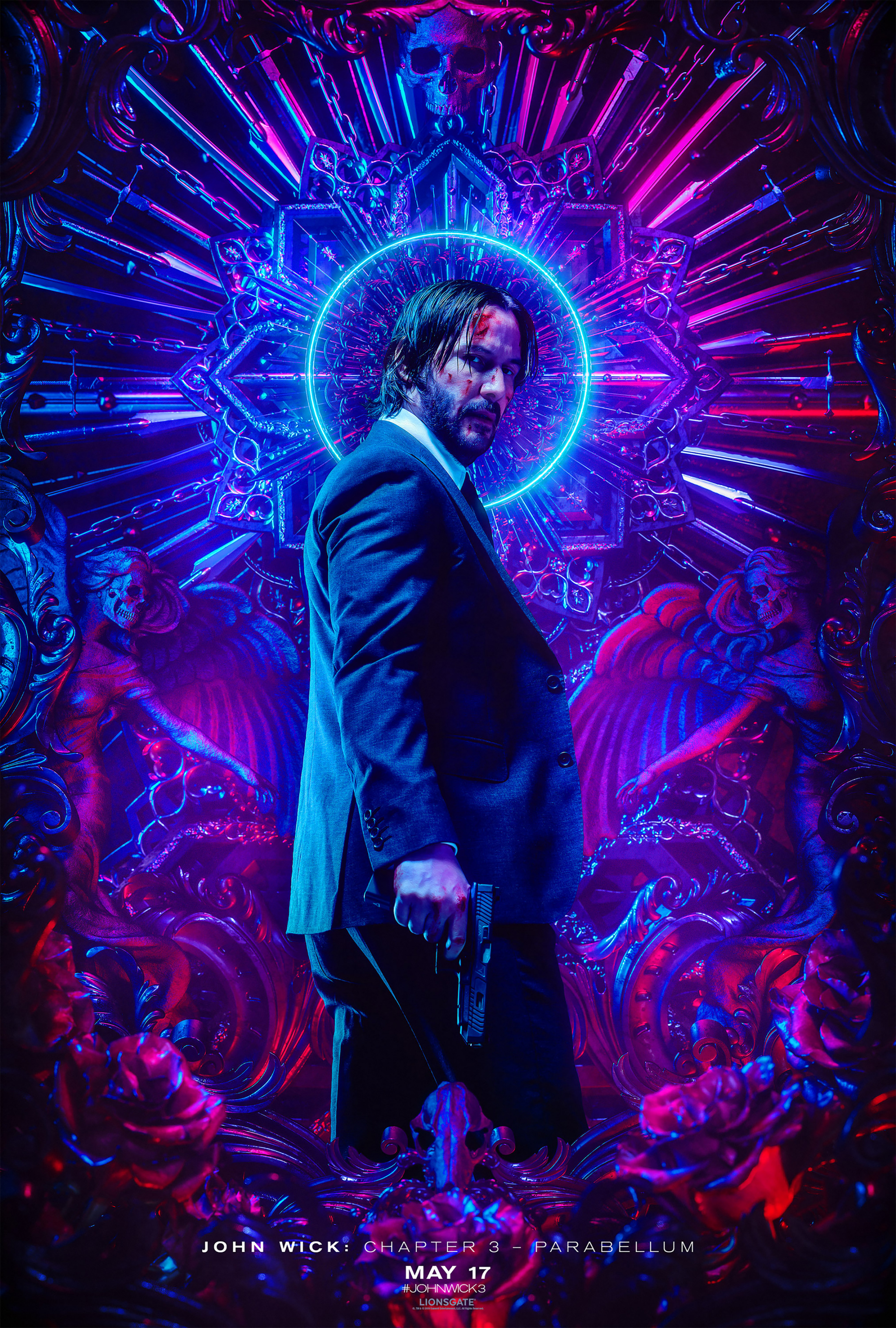 Streaming John Wick Parabellum : streaming, parabellum, CHAPTER, PARABELLUM,
