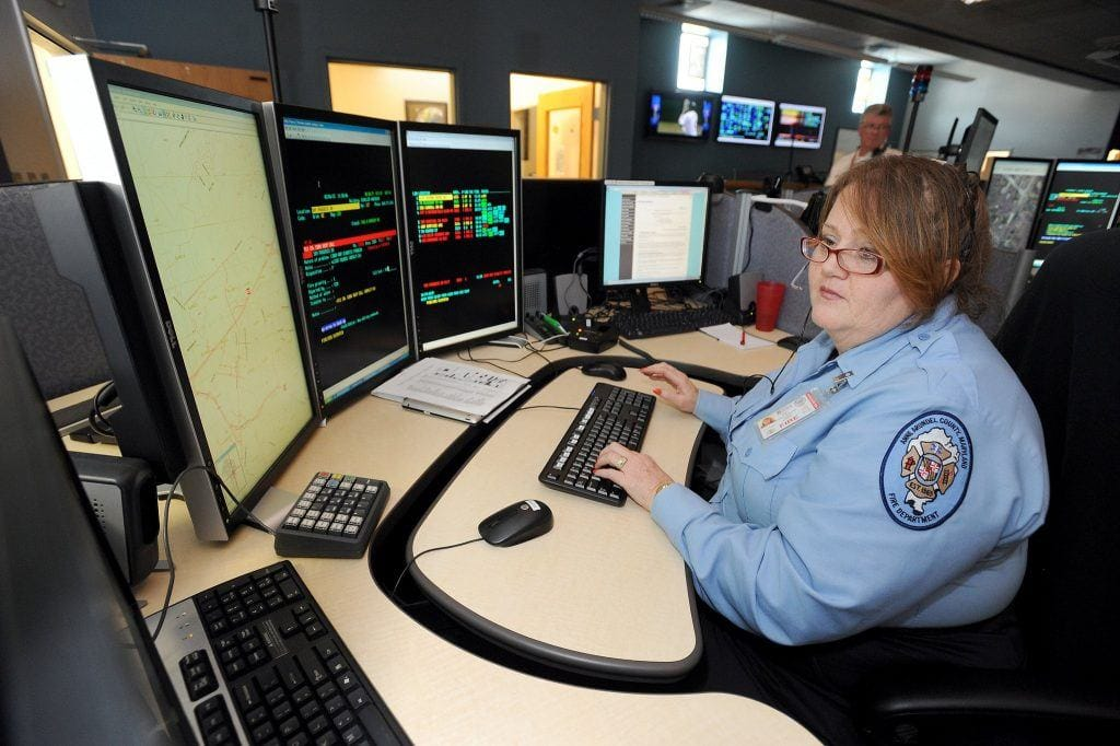 EMSS  How to hack Americas 911 emergency phone system