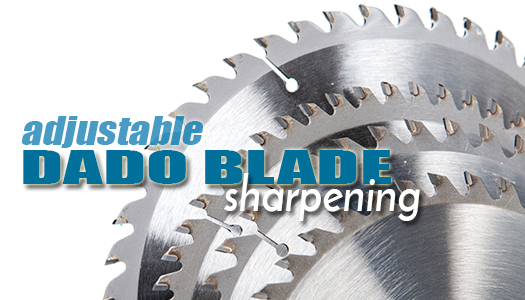 Wobble Dado Blade