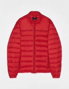 Lightweight puffer jacket