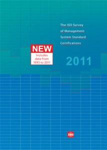 ISO Survey 2011